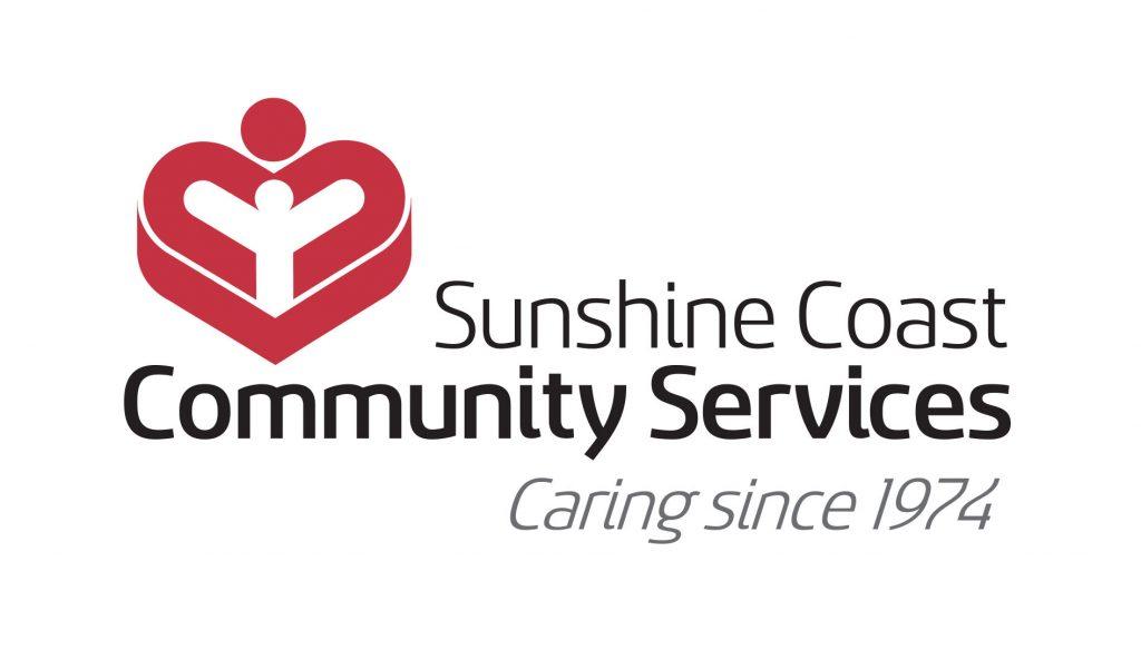 Logo for Sunshine Coast Community Services
