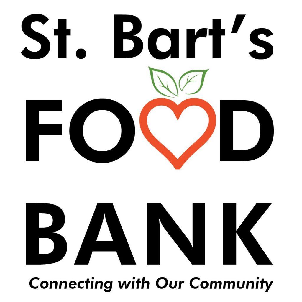 Logo for St. Bart's Food Bank